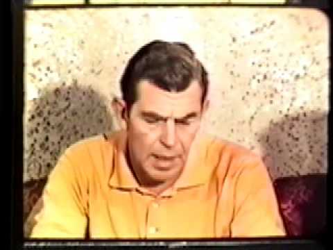 1969 Andy Griffith  on Ralph Pearl's Las Vegas