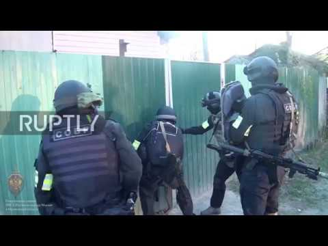Russia: FSB raids home in Moscow Region in anti-militant operation