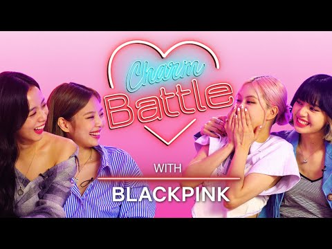 Who Is the Most Charming BLACKPINK Member? | Charm Battle | Netflix