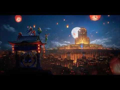 王者荣耀《2018新年大厅音乐》- 王者冰刃