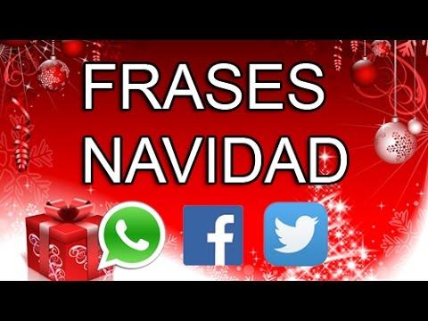 Frases de navidad para whatsapp facebook twitter - Felicitaciones de navidad originales para ninos ...