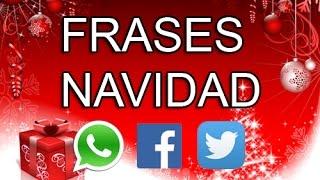 Frases de navidad para Whatsapp - Facebook - Twitter - Frases para felicitar navidad y año nuevo #24