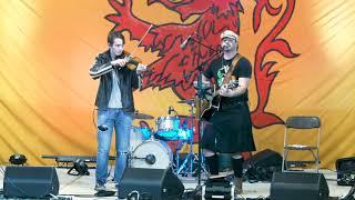 "River Driver at Texas Scottish Festival 2021 - ""Lukey"" Live"