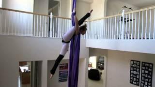 Stephanie Aerial Silk