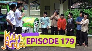 WAAW!!! Trio Bemo & Haikal Cs Bantu Pakde Hias Odong2 - Kun Anta Eps 179
