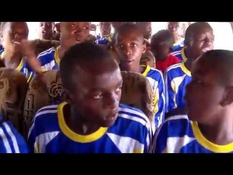 Ambiance ecofoot à kampala ngoma sport