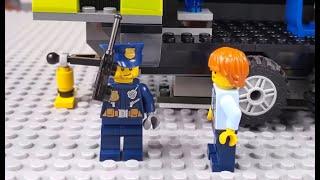 Lego Experimental Cars and Trucks - Lego Bank Robbery    Lego NCN