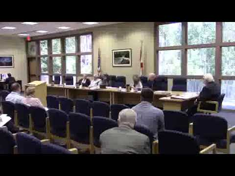 Approved the Parker Pond permit unanimously. --Board