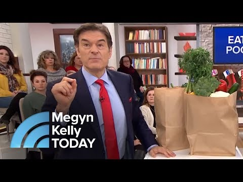 Don't Have A Heart Attack For The Holidays: Dr. Mehmet Oz Offers Health Tips | Megyn Kelly TODAY