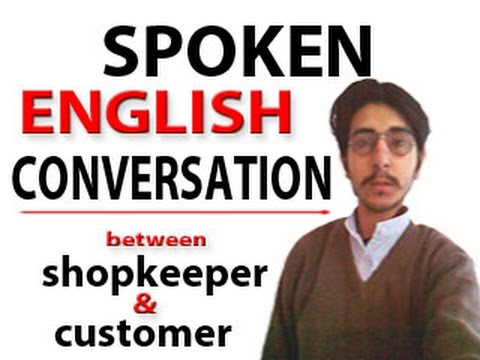how to talk with customer in english