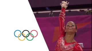 USA Wins Artistic Gymnastics Women