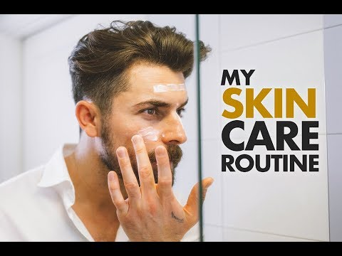 Best Men's Skin Care Routine 2019