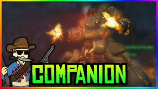 Fallout 4 Secrets - How to Get A POWERFUL Sentry Bot Follower! (Fallout 4 ULTIMATE Robot Follower)