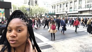 EXPLORE NYC WITH ME: CONEY ISLAND, TIMES SQUARE & MORE!