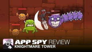 Knightmare Tower iOS iPhone / iPad Gameplay Review - AppSpy.com