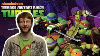 Teenage Mutant Ninja Turtles (2012) REVIEW (Pixies Animation Vlog!)