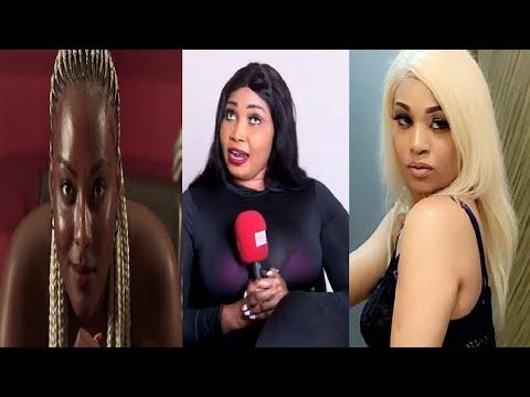 Ndoumbé Ndiaye (actrice) évoque les rôles osés de Léna Guèye, Marème Dial Dafa Ndieuka...