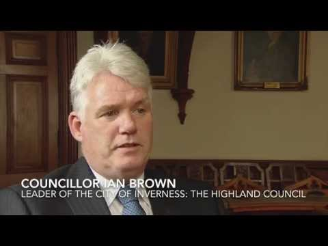 Councillor Ian Brown - The Highland Council