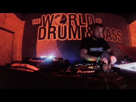 KNOXZ - World of Drum and Bass 2016 Miami, FL