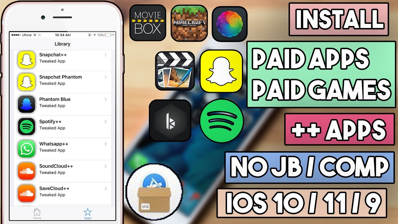 New Cydia Alternative Install Paid Apps/ Games/++ Apps (NO