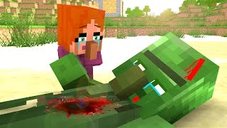 Villager Life 3 - Minecraft Animation