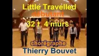 Little travelled line dance