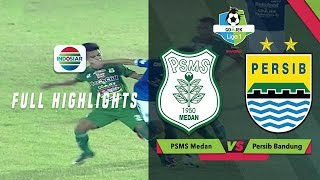 Download Video PSMS Medan (0) vs (3) Persib Bandung - Full Highlight | Go-Jek Liga 1 Bersama Bukalapak MP3 3GP MP4