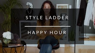 Climbing the Style Ladder: What To Wear to a Happy Hour