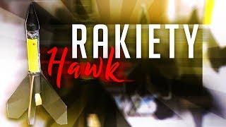 Rakiety HAWK -Bardzo Oryginalne Rakiety