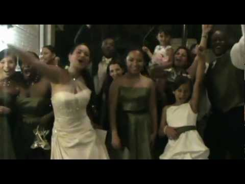 Music and More Entertainment Service High Energy Wedding Ending