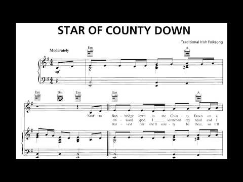 Star of County Down (traditional)