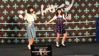 AKB48 47th シュートサイン 気まぐれオンステージ大会 A#01 NMB48 西仲七海 安田桃寧 2017年6月11日 パシフィコ横浜