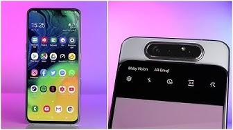 Review: Samsung Galaxy A80 (Deutsch) | SwagTab