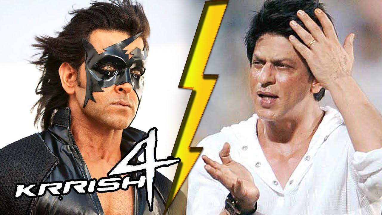 Shahrukh's DWARF Clash Hrithik's KRRISH 4 With Movie In Christmas ...