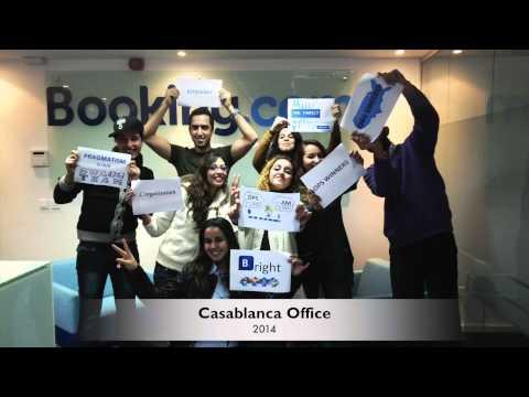 Vidéo Booking casablanca