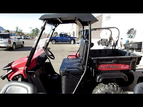 TRAIL WAGON TW400 UTV ~ NEW