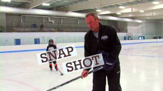 PA Puck Ice Hockey How-To: Shooting