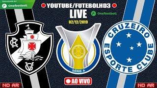 VASCO X CRUZEIRO | BRASILEIRÃO 2019 | PARCIAIS CARTOLA FC | 36ª RODADA | 02/12/2019