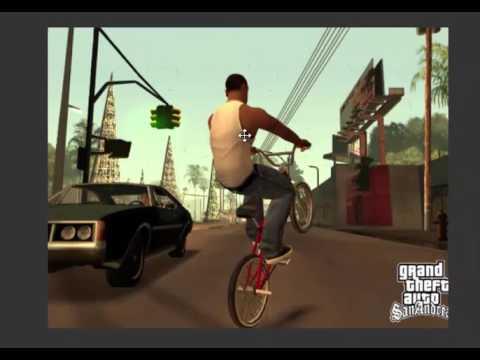 Un Juego De Gta San Andreas Grand Theft Auto San Andreas En