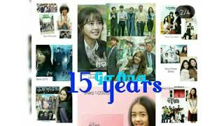 Go Ara Drama and Movie List in 15 years