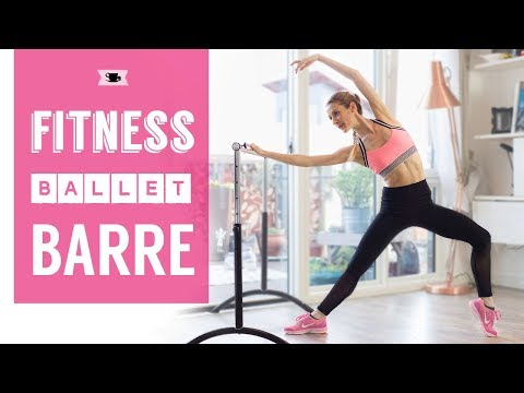 Ballet Fitness Barre - Total Body Ballerina Workout