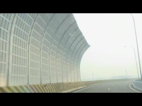Megahnya Akses Jalan Tol Tanjung Priok