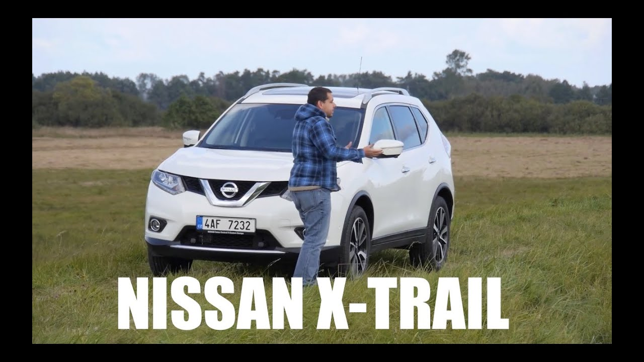 eng nissan x trail 2014 1 6 dci first test drive and review youtube. Black Bedroom Furniture Sets. Home Design Ideas