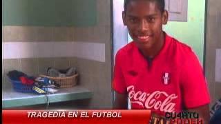 Cuarto Poder: Joven promesa del Sporting Cristal falleció durante partido en el Cusco