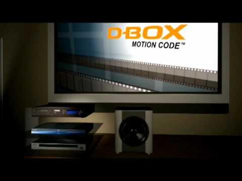 D-Box : Live the Action