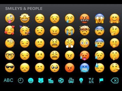 Emoji IOS 12.1 Untuk Android