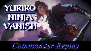 Yuriko Ninja Vanish vs King Kenrith Korvold Prime Speaker Zegana