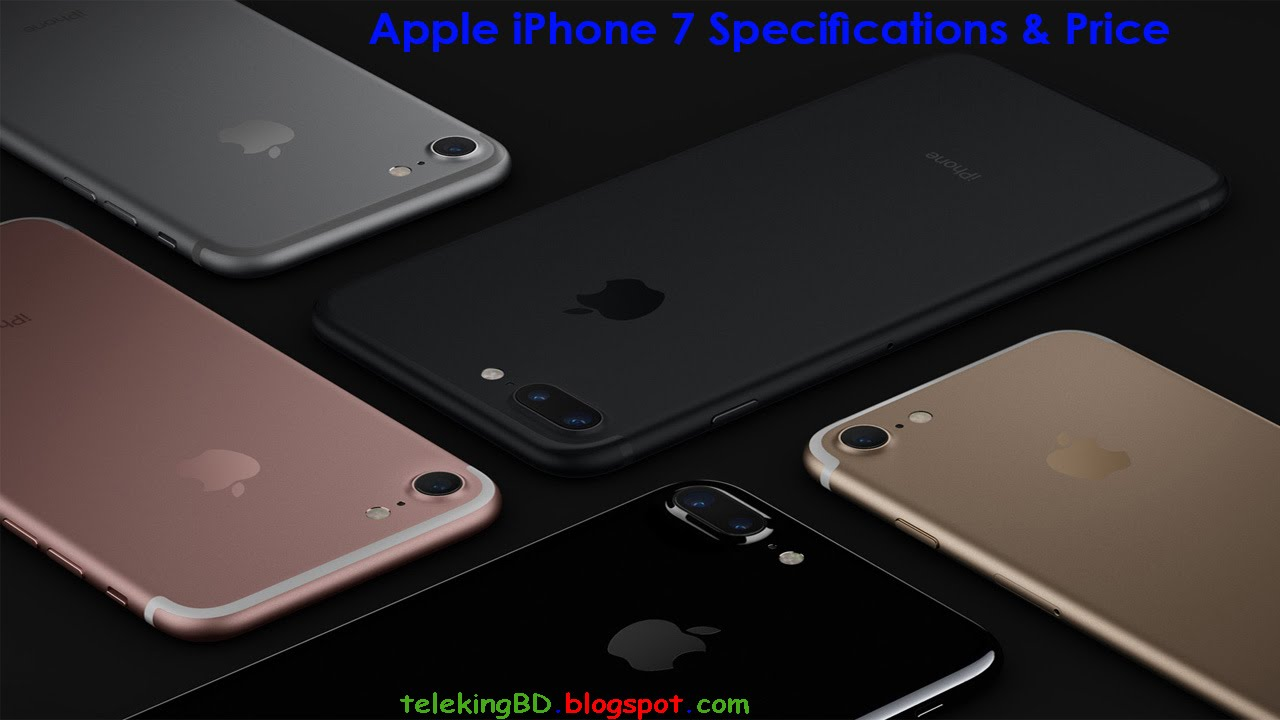 Apple Iphone 7 Full Specifications Price In Bangladesh Youtube