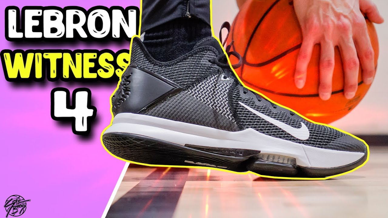 Nike LeBron Witness 4 Performance Review!