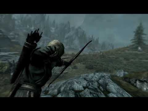 Skyrim - Ill-Fated Hunting Expedition